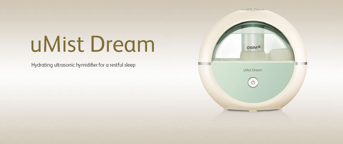 OSIM uMist Dream - Best Humidifier