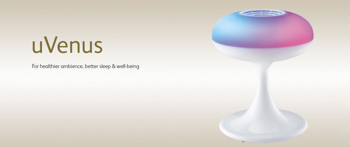OSIM uVenus - Air Purify Supplier
