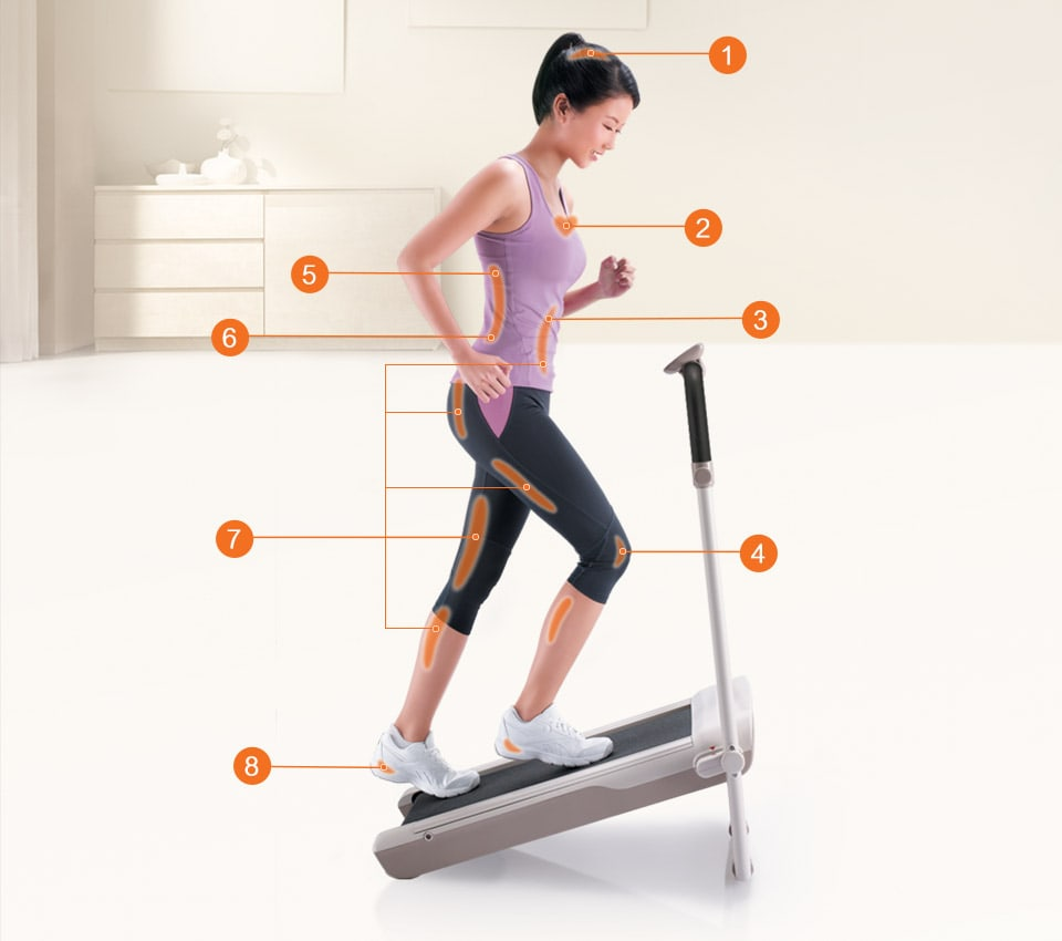 Utrek Treadmill Fitness 3 1