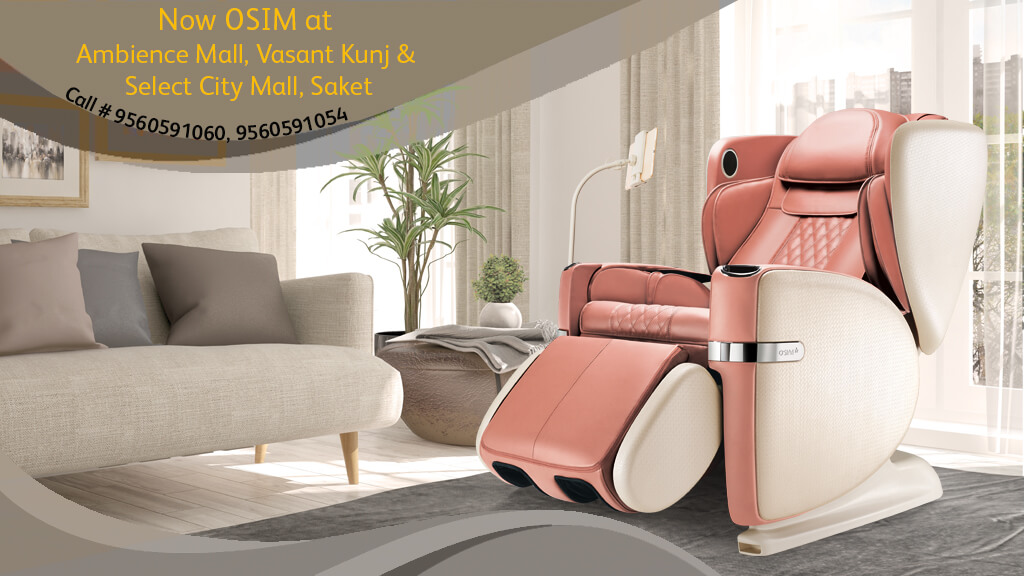 OSIM India - Massage Chair