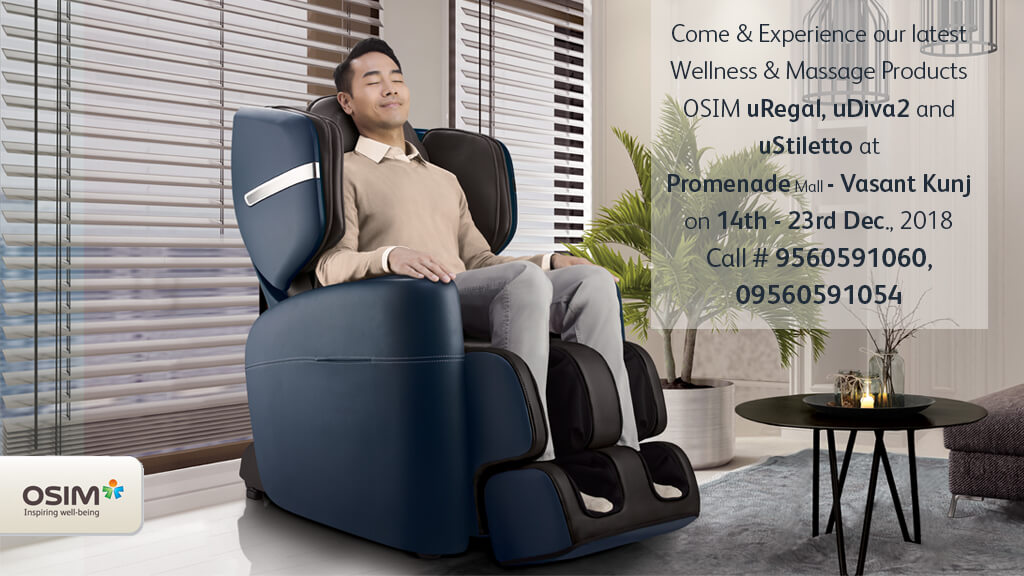 OSIM - uRegul Massage Chair