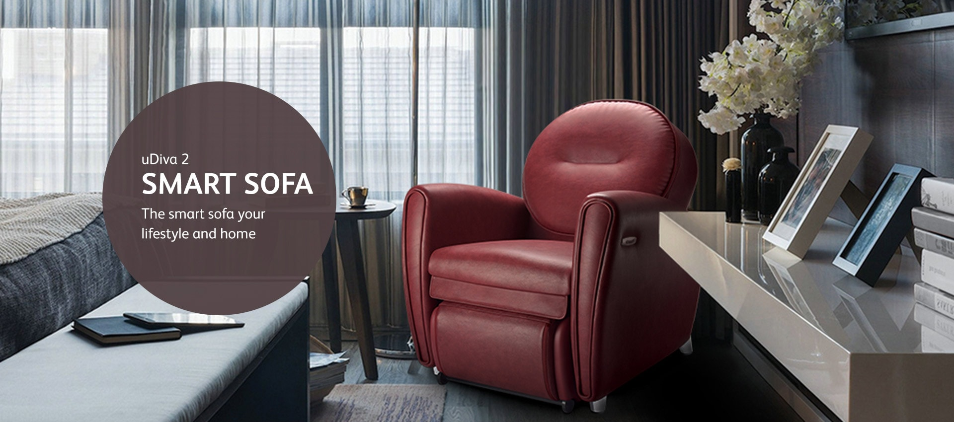 Udiva2 Massage Chair Smart Sofa En