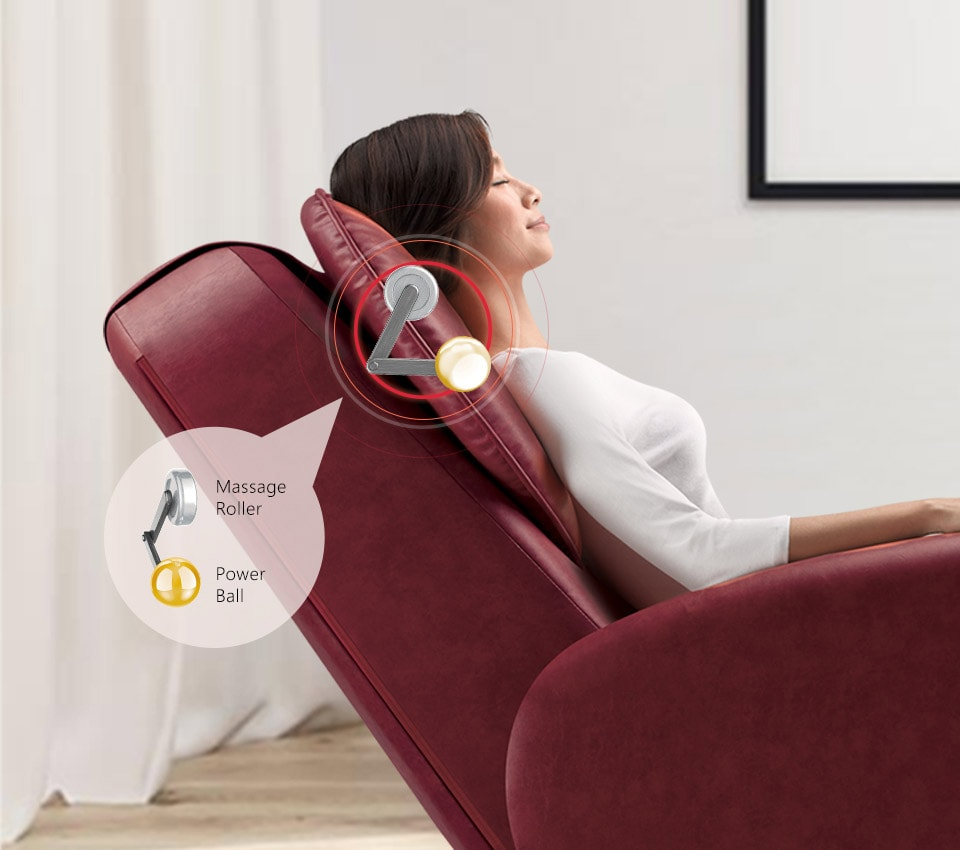 Udiva2 Massage Chair Technology 2 Hybrid Massage