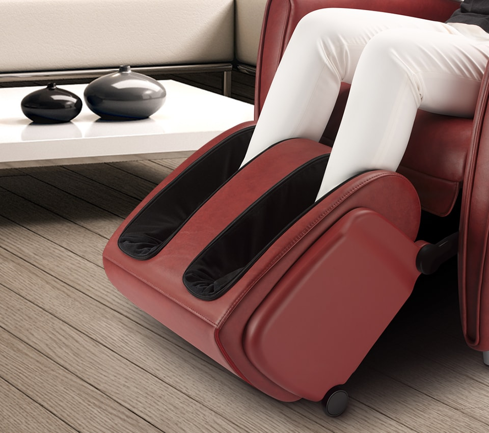 Udiva2 Massage Chair Technology 4 Reflexology