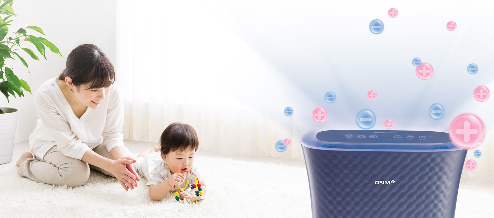 Category Header Air Purifiers Full